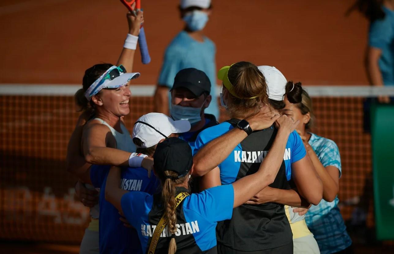 Équipe nationale de tennis du Kazakhstan