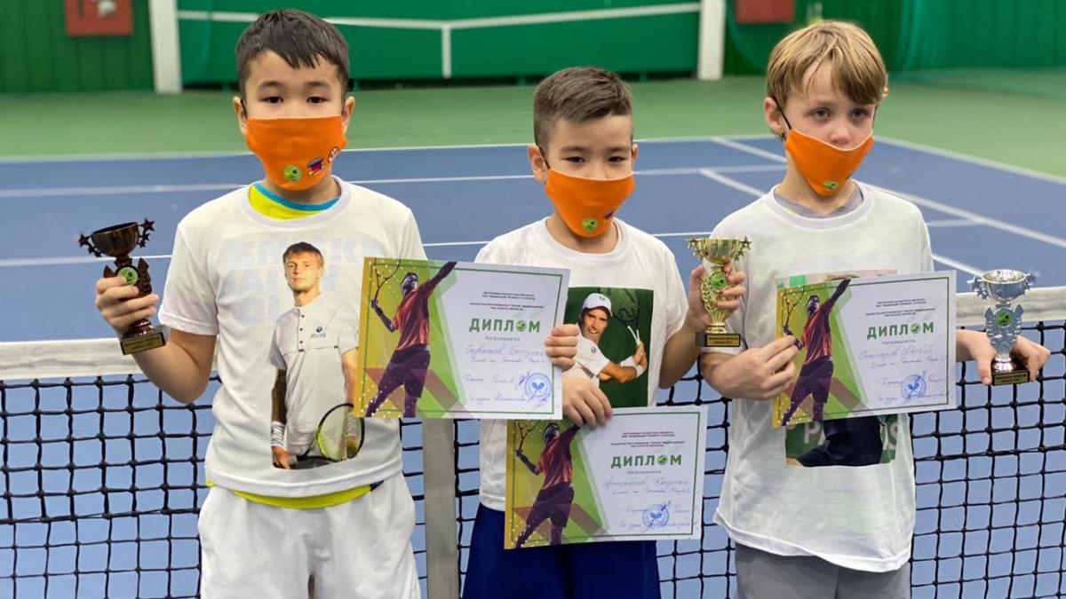 Gagnants du tournoi « Boule orange à Almaty »